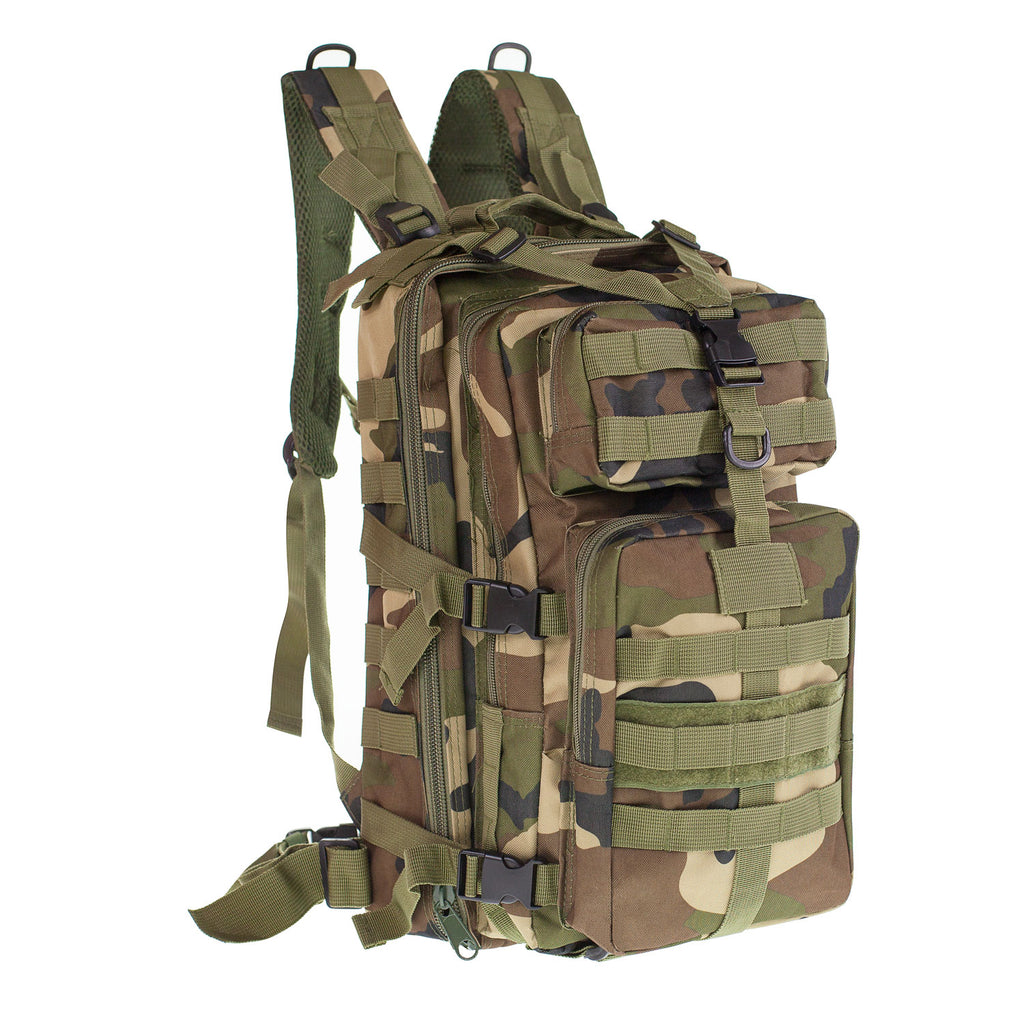 Camouflage Research Backpack - Sasquatch The Legend