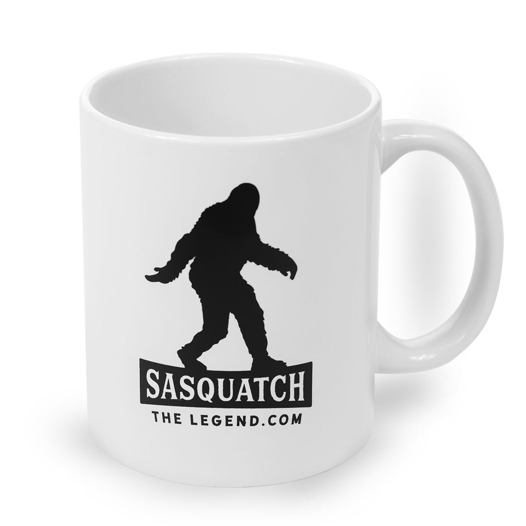 Sasquatch The Legend Coffee Mug - Sasquatch The Legend