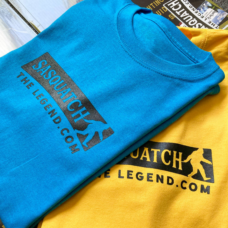 Sasquatch The Legend 2020 T-Shirt
