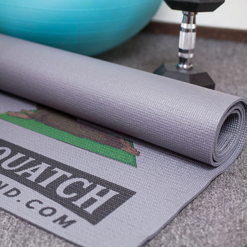 Sasquatch Approved Non-Slip Yoga Mat - Sasquatch The Legend