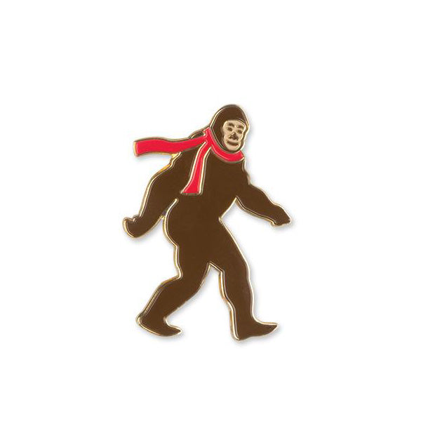 Sasquatch Strange Pin - Sasquatch The Legend