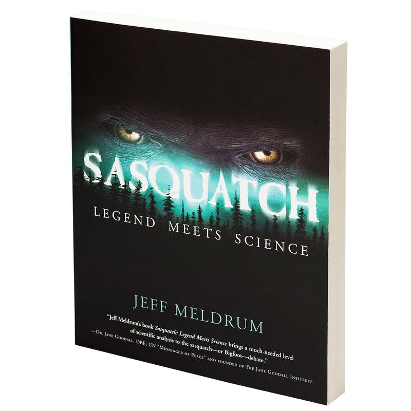 Sasquatch: Legend Meets Science - Sasquatch The Legend