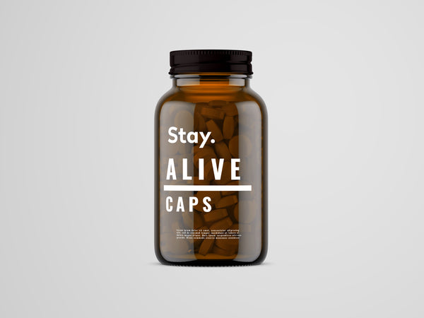 stay alive capsules