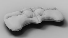 cloud-9 soba pillow - gray