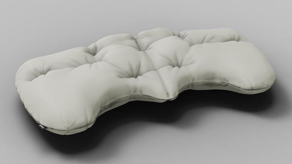 cloud-9 soba pillow - ivory