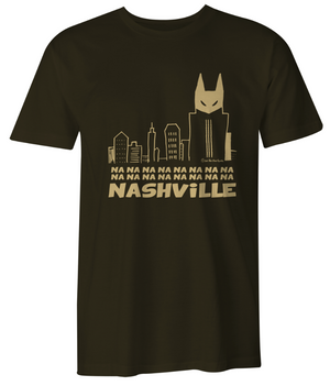 Na-Na-Na-Na Nashville INFANT/TODDLER - Black Shirt