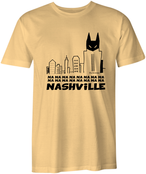 Na-Na-Na-Na Nashville INFANT/TODDLER - Yellow Shirt