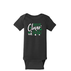 Cutest Clover In The Patch Onesie
