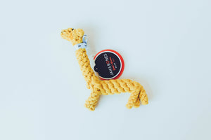 Dog Toy - Jerry the Giraffe Large