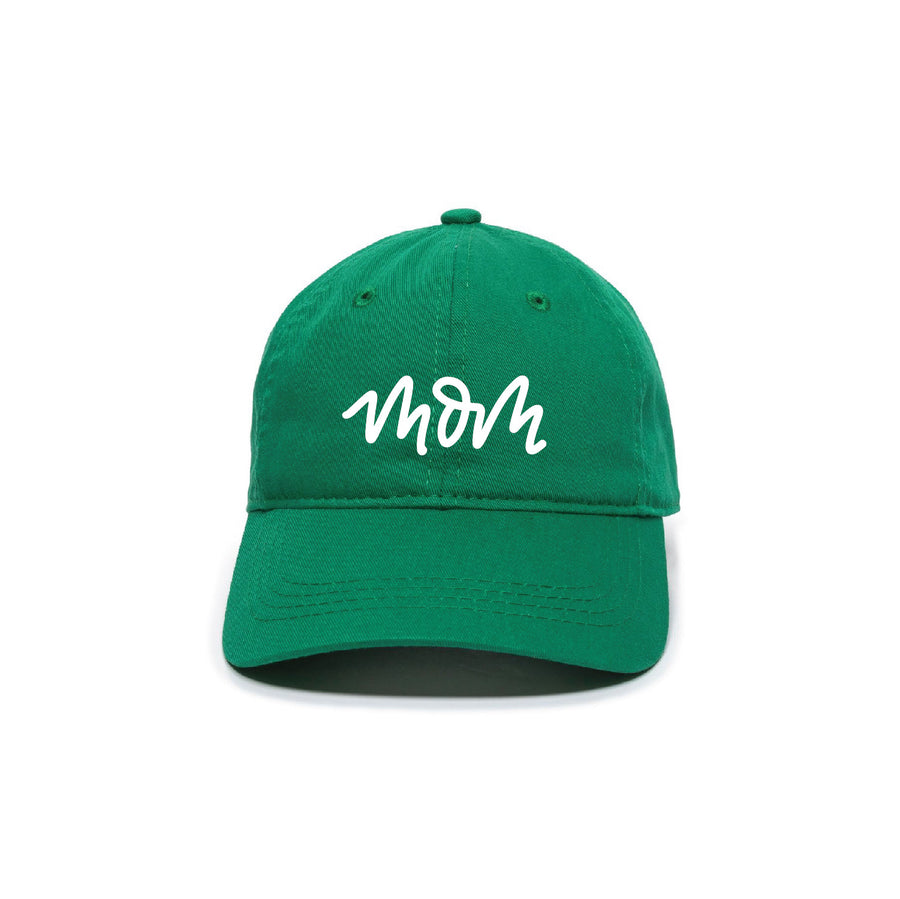 Hats - Mom Green