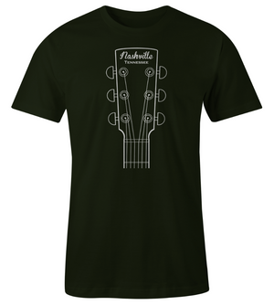 Guitar Head INFANT/TODDLER - Black Shirt