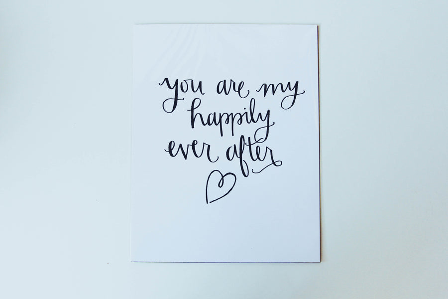 Poster - Happily Ever After