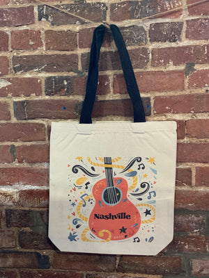 Canvas Bag - Nashville Guitar Bag