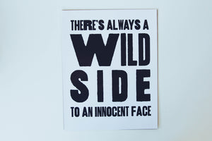 Poster - Wild Side