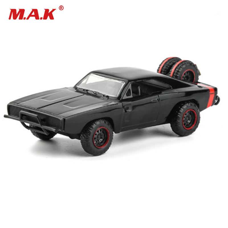 Dodge: Charger R/T Dom's (1970) Velozes e Furiosos 1/32