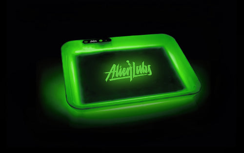 GlowTray x AlienLabs
