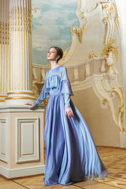 MARINE GOWN - Amelie Baku Couture