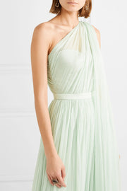 Single Shoulder Dress