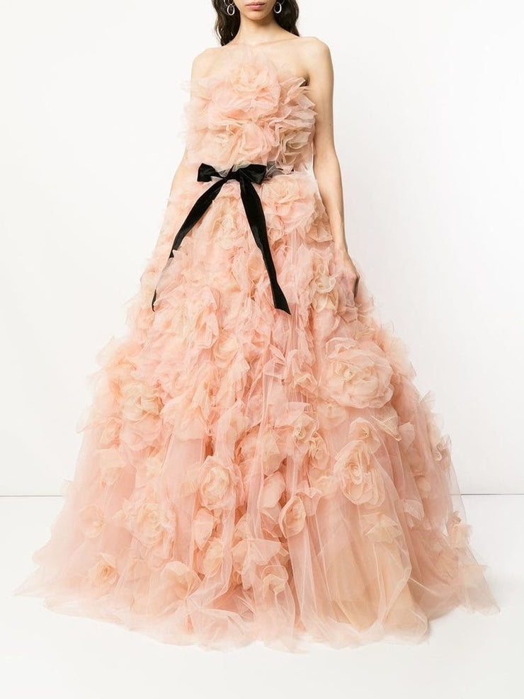 Rosie Tulle Gown by Amelie Baku