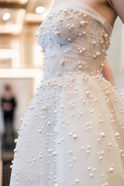 Pearl Bridal Gown