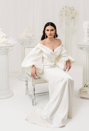 MADAMME DRESS - Amelie Baku Couture