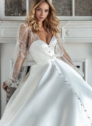 Diora Bridal Gown - Amelie Baku Couture