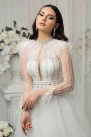 SERAPHINA GOWN - Amelie Baku Couture