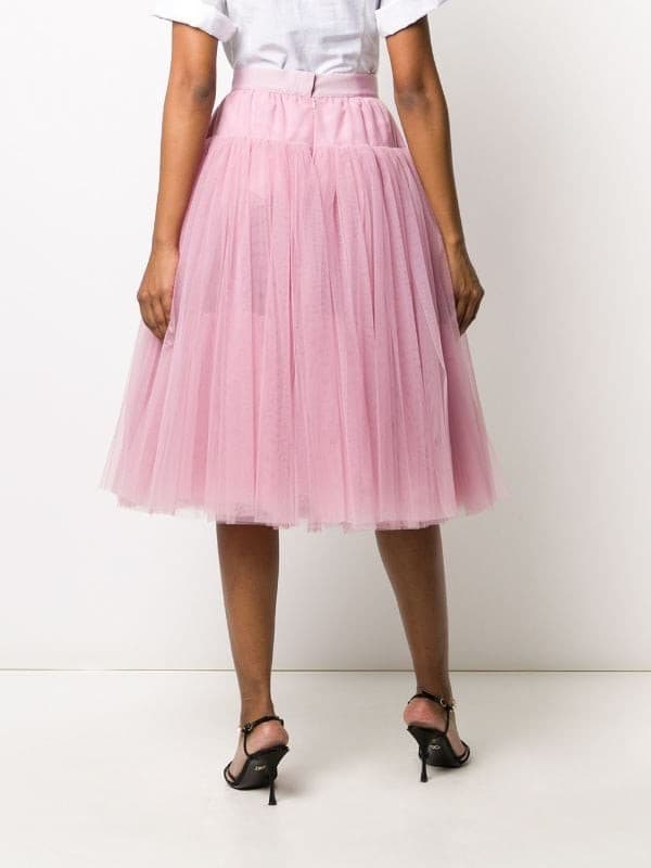 Tulle Skirt from Bloom collection - Amelie Baku Couture