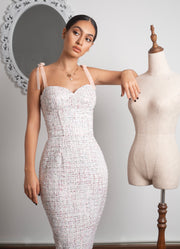 Daisy Tweed dress from Bloom collection