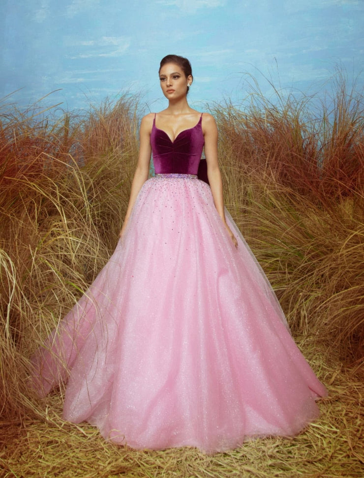 RAYNE GOWN