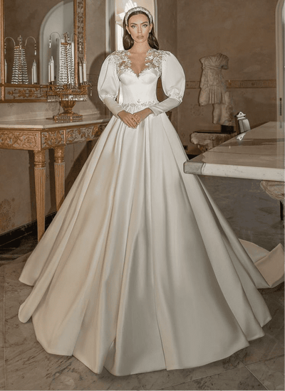 ESTELLA BRİDAL GOWN - Amelie Baku Couture