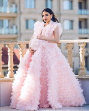 CLAUDIA GOWN PINK