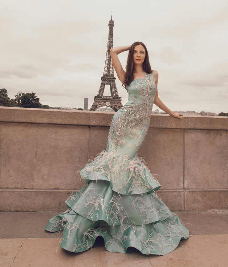 Mermaid Dress by Amelie Couture