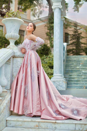MADELYN GOWN - Amelie Baku Couture