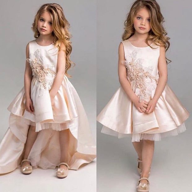 Handmade Kids Couture Gown