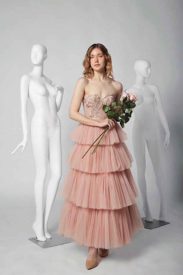 Luciana Gown SS21 Collection
