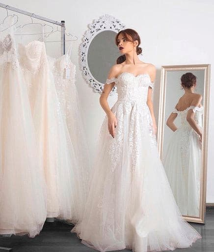 Alise Tenderness Bridal Gown by Amèlie