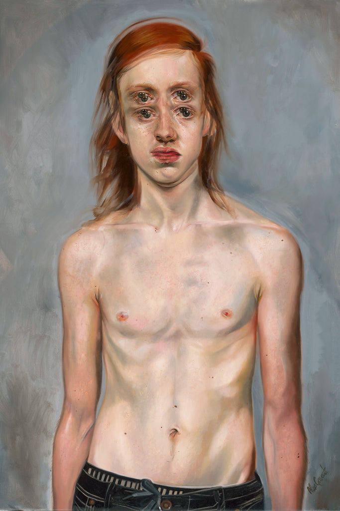 "Alex Garant - ""Boy Wonder"""
