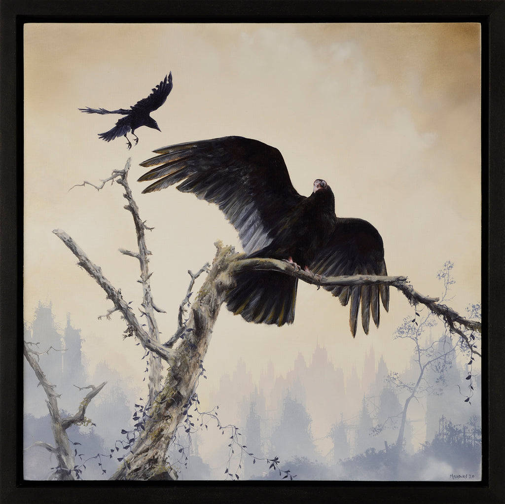 Brian Mashburn - Vulture and Crow