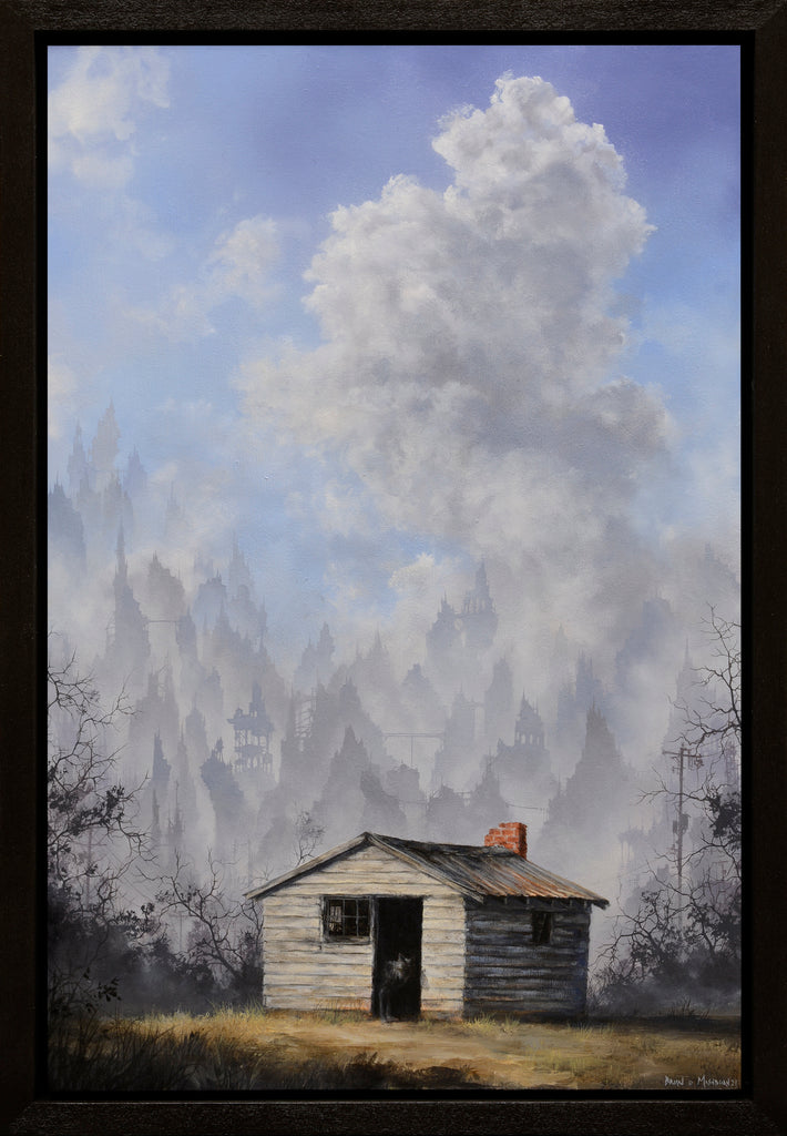 Brian Mashburn - Wolf at the Door 1