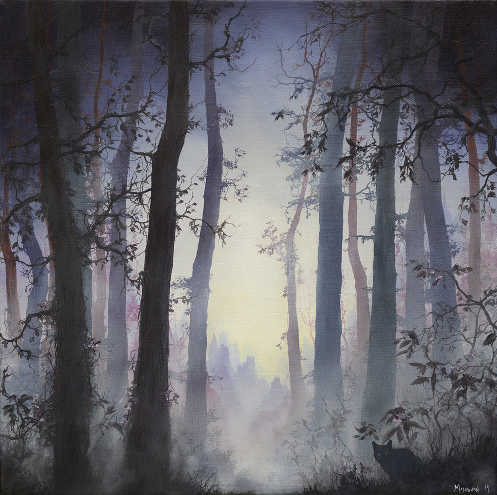 Brian Mashburn - Cat in the Woods