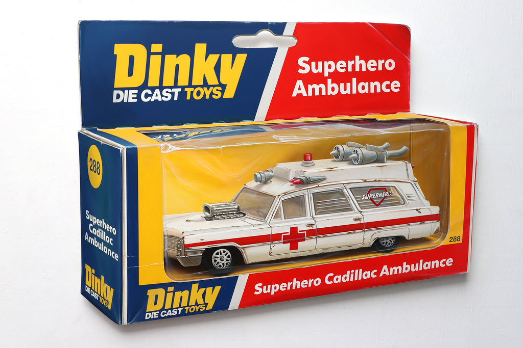 Leon Keer - Superhero Ambulance