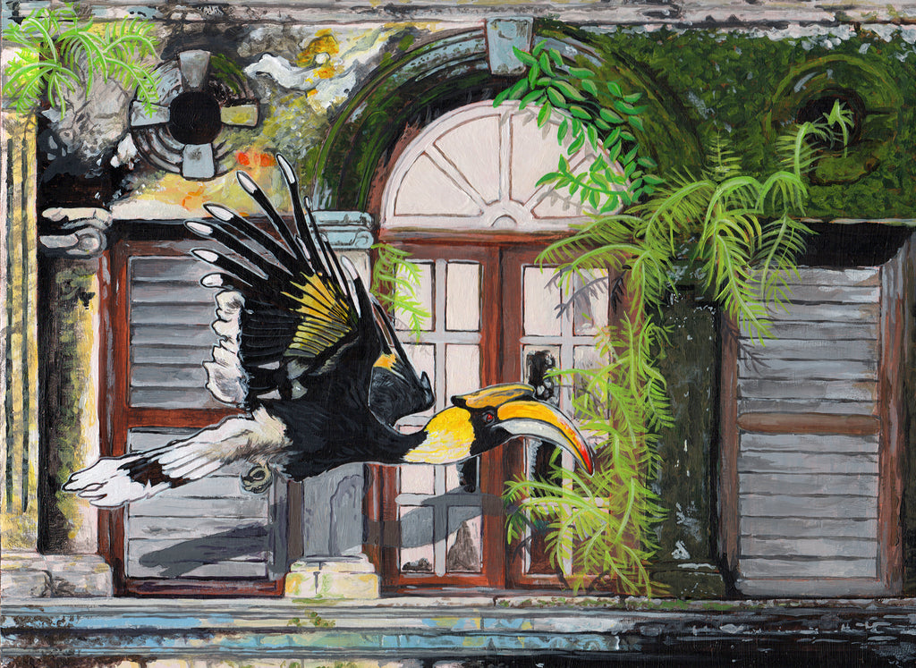 "Neil M. Perry ""Great Hornbill"""