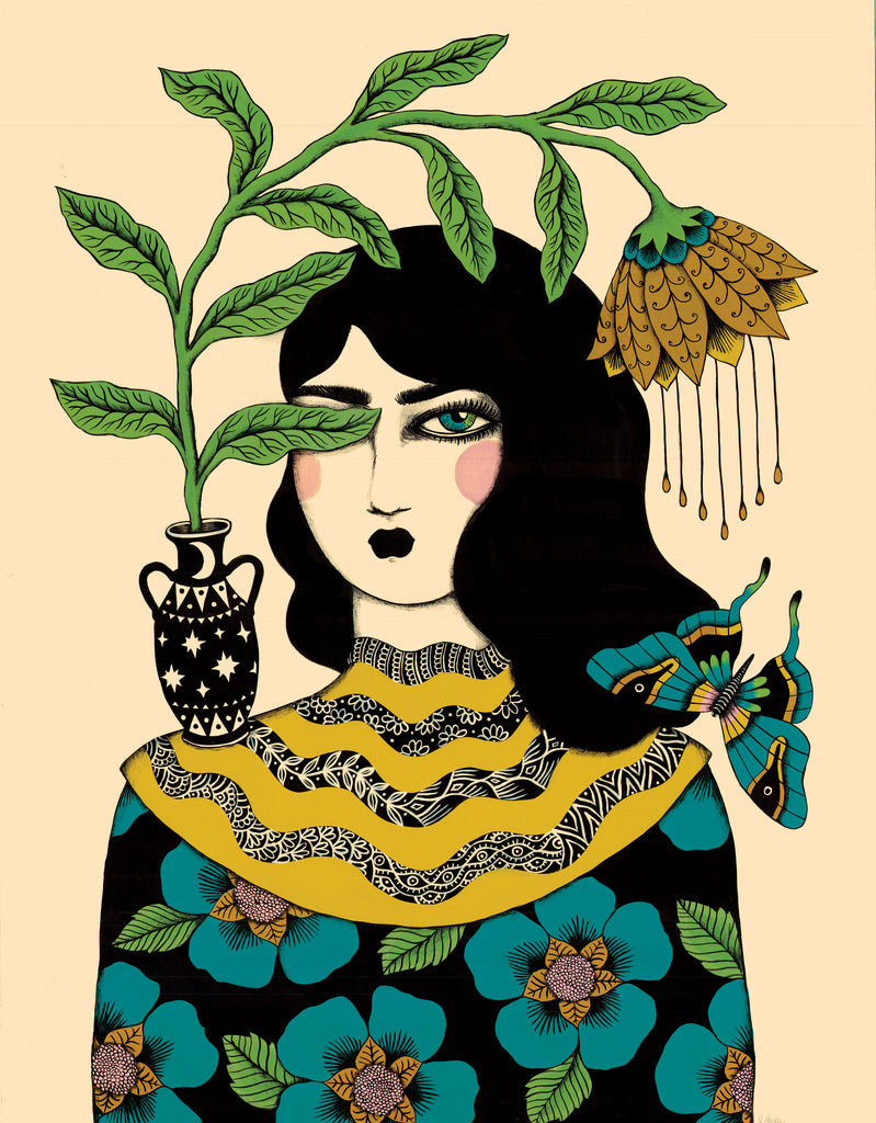 Jennifer Parks - Plant Lady #1