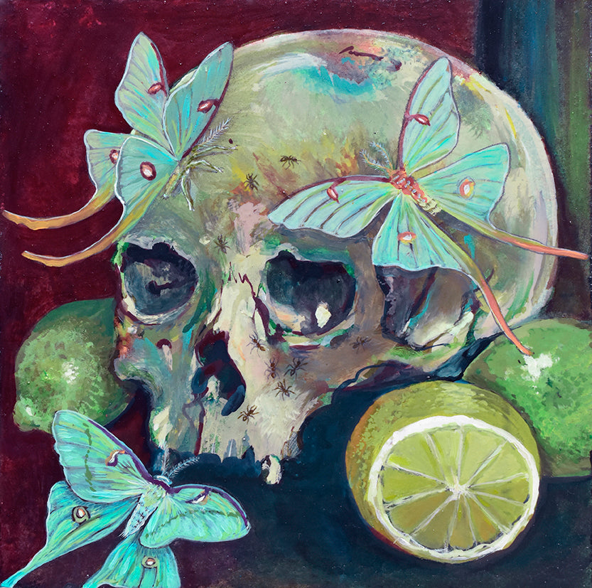 "Morgaine Faye - ""Lemon Lyme"""
