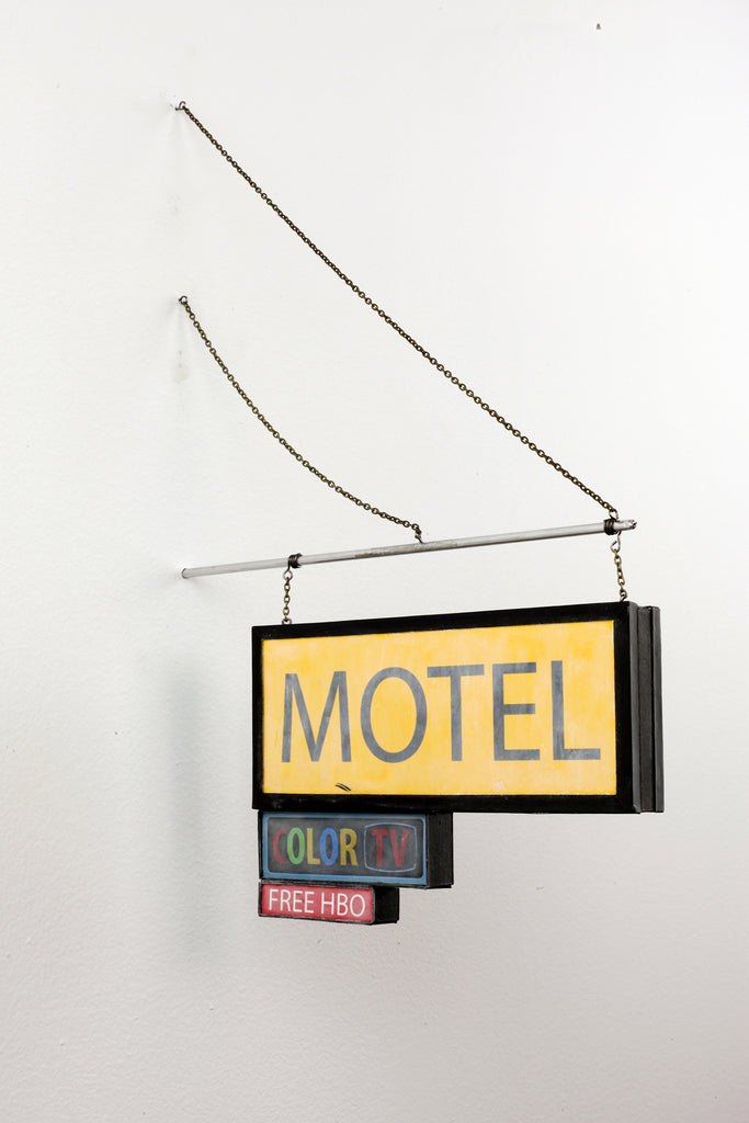 Drew Leshko - Motel, Color TV, Free HBO