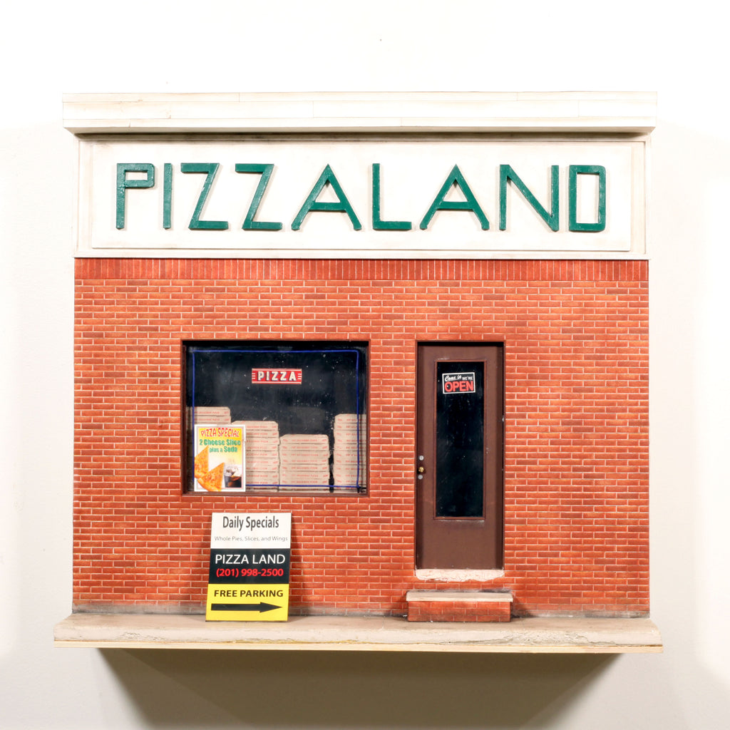 Drew Leshko - Pizza Land