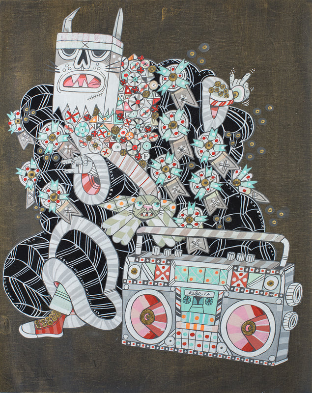"Ferris Plock - ""Music is the Message"""