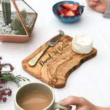 Personalised 'Birthday' Cheese Board Gift