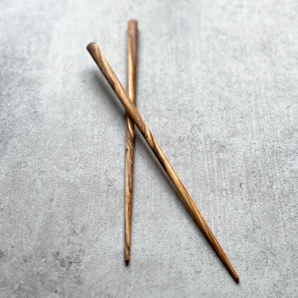 Italian Olive Wood Chopsticks